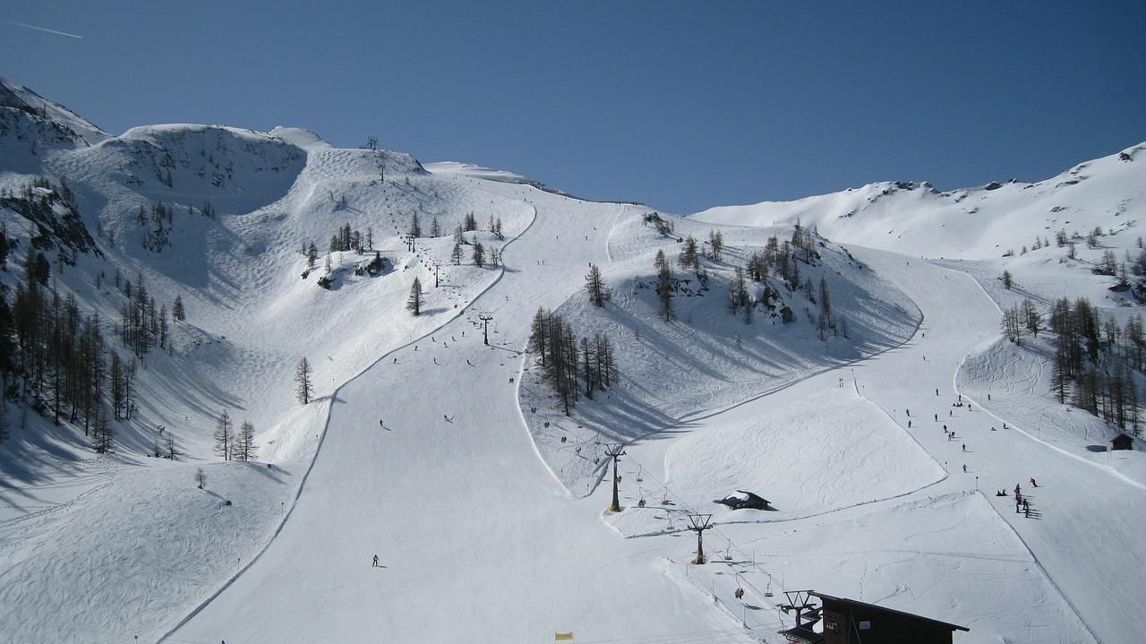 Du ski en famille au Semnoz