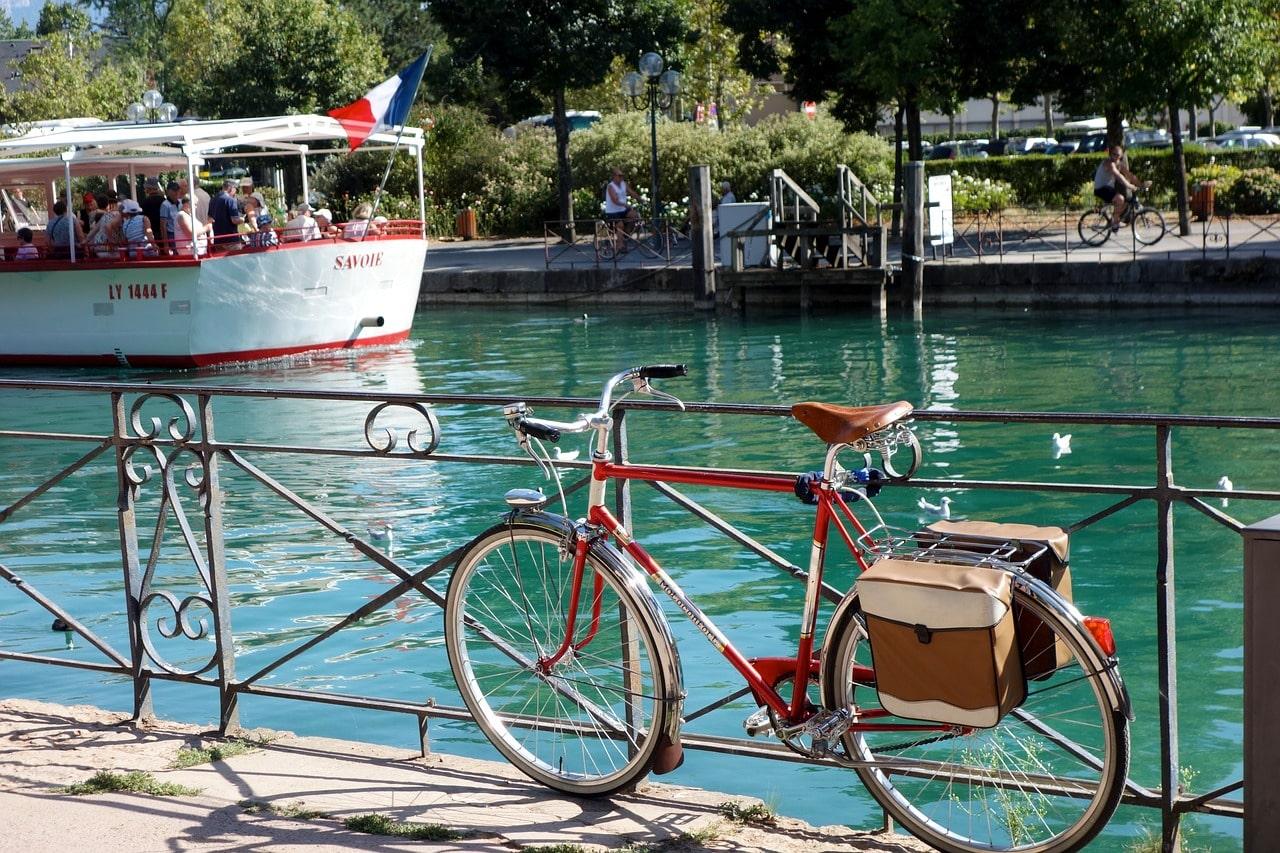 Les activités autour du lac d'Annecy