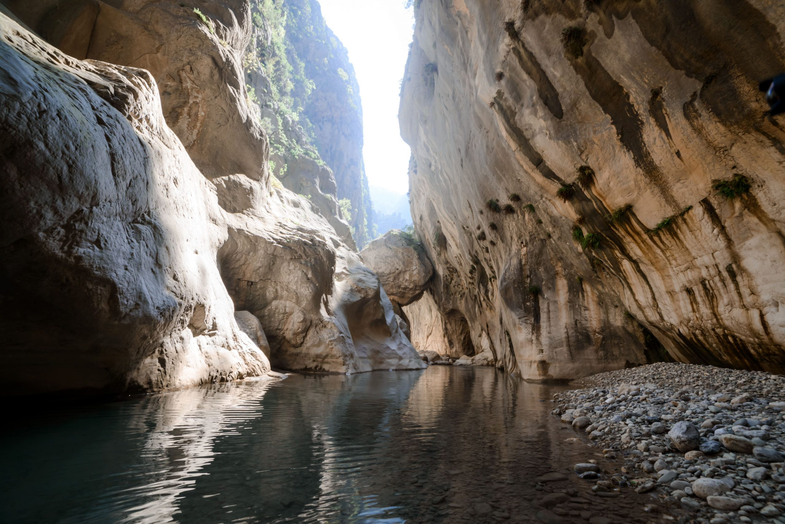 En savoir plus sur le canyoning : définitions et exemples d'activités.