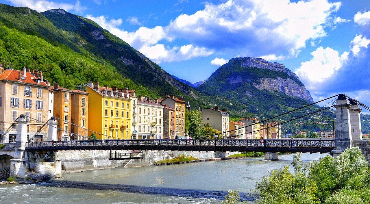 Où et comment faire du vélo à Grenoble ?
